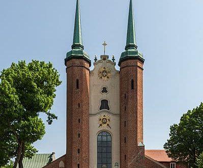 La cathédrale d'Oliwa (Gdansk)