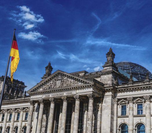 Bundestag - Reichstag - Berlin - Allemagne