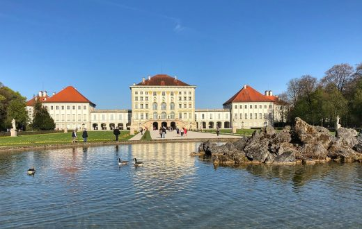 Le château Nymphenburg