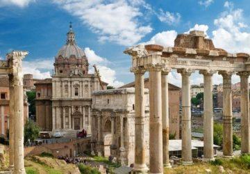 Rome Antique et Le Vatican