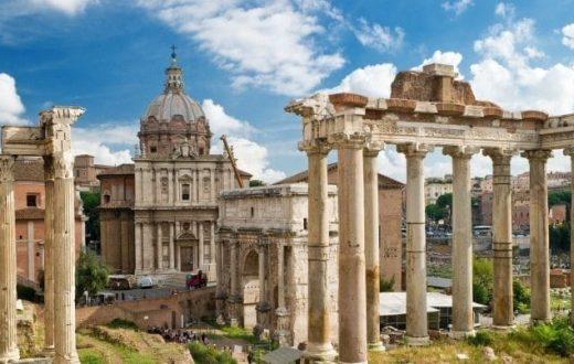Forum Romain (Rome)