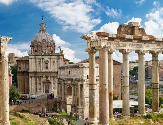Les Forums romains - Rome