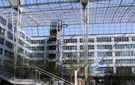 Aéroport de Munich (MUC)