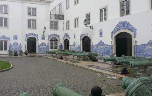 Musée militaire Lisbonne