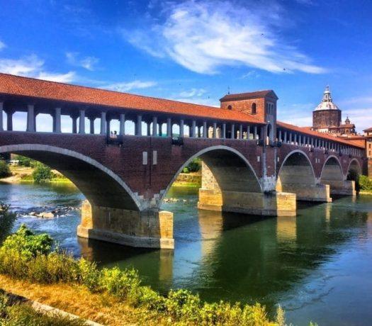 Le pont de Pavie