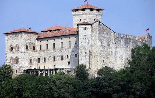 Le palais Borromeo