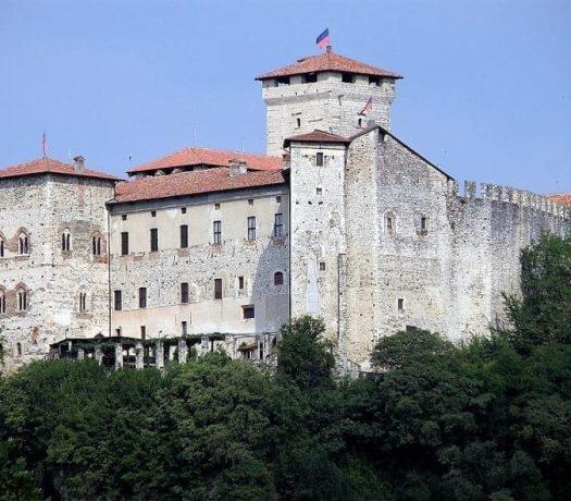 Le palais Borromeo du Lac Majeur
