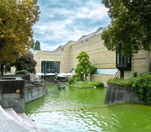 Neue Pinakothek (La Nouvelle Pinacothèque) - Munich