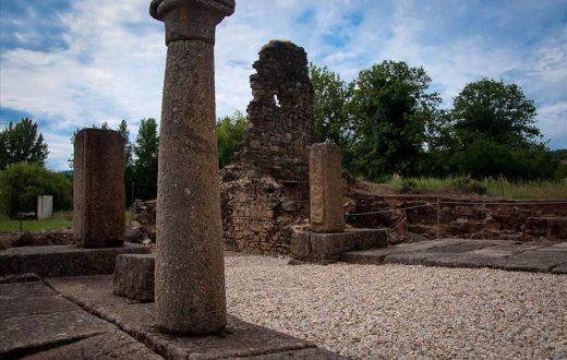 La cité romaine d'Ammaia