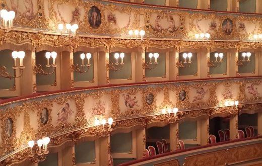 Le théâtre La Fenice