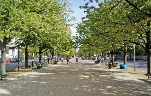 Quartier gouvernemental Unter den Linden