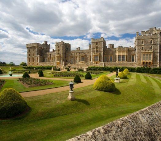 Windsor Castle - Royaume-Uni