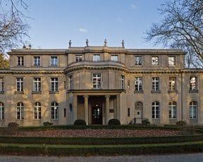 Villa de la conférence de Wannsee