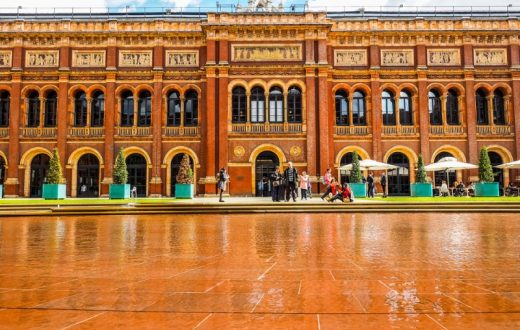 Le Victoria and Albert Museum