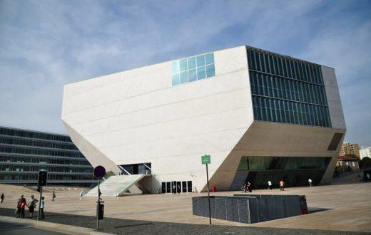 La maison de la Musique (Porto)