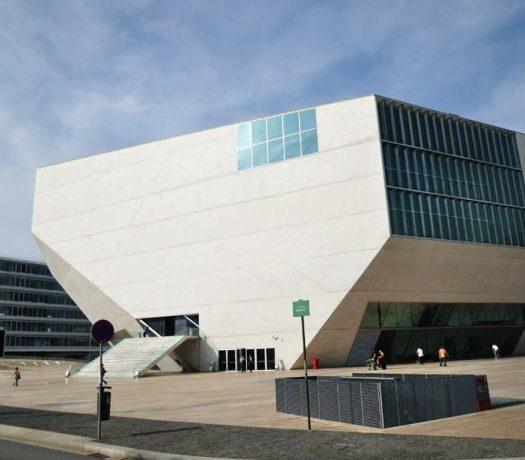 Maison de la musique à Porto