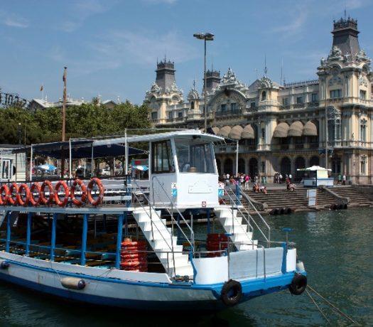 Croisière en bateau (Las Golondrinas) - Barcelone