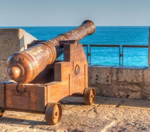 Canon de guerre - Barcelone