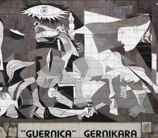 Guernica - Symbole de la guerre civile espagnole