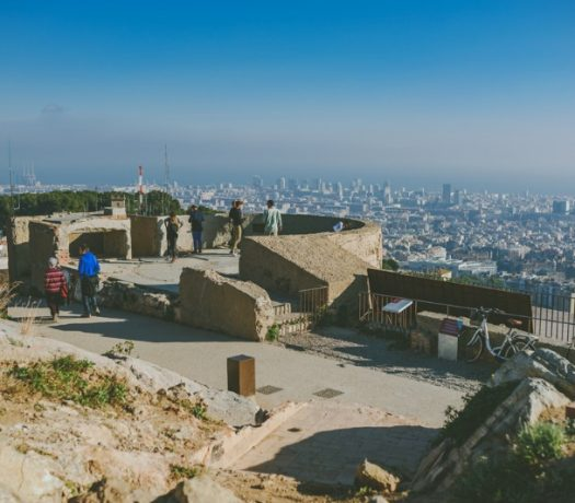 Les Bunkers de Barcelone