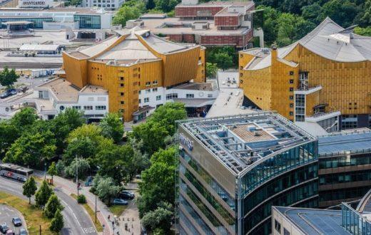 La pinacothèque de Berlin