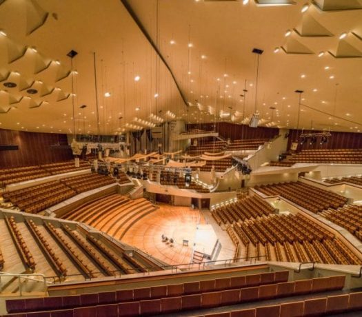 La Philharmonie de Berlin