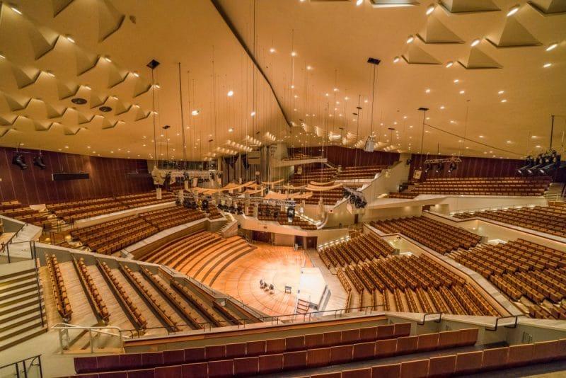 La Philharmonie De Berlin Voyage Scolaire Allemagne Desti Nations