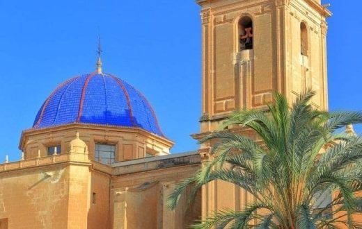 La Basilique Santa Maria (Alicante)