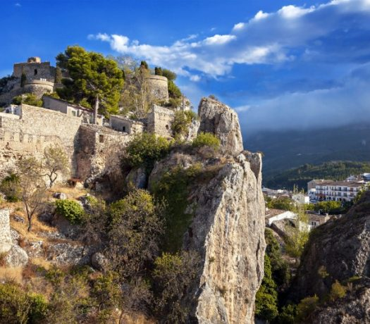 Le Château de San José - Guadalest