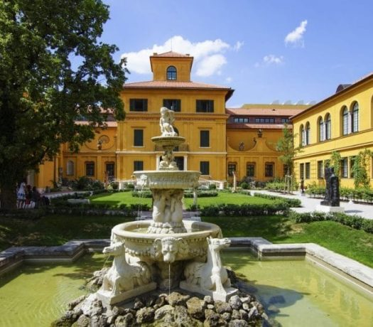 La maison de Lenbach - Munich