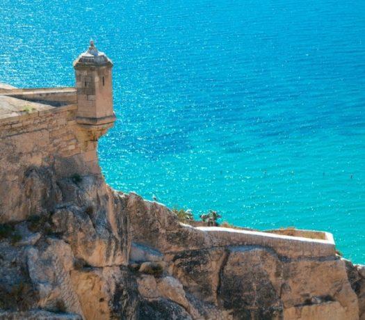 Le Château de Santa Barbara - Alicante
