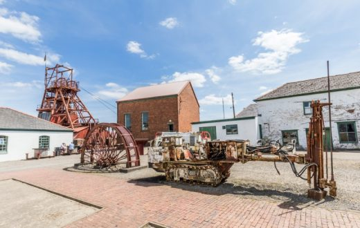 Le musée national du charbon Big Pit