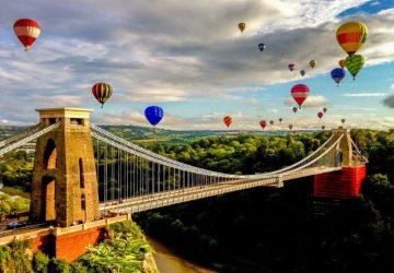 Circuit en Angleterre : Bath, Bristol, Pays-de-Galles