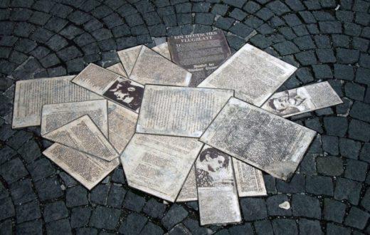 Le Mémorial de la fondation de la Rose Blanche