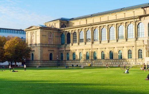 L'Ancienne Pinacothèque (Alte Pinakothek)