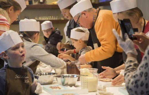 Chocolatier en herbe – atelier pédagogique au Schokoladenmuseum