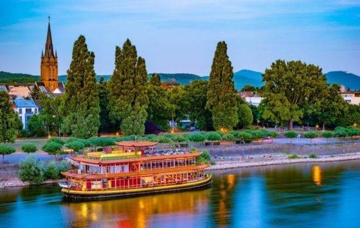 La ville de Bonn
