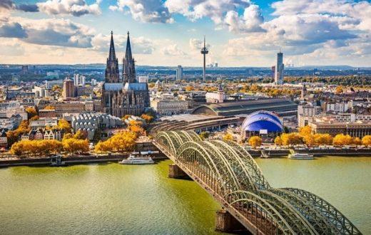 La ville de Cologne