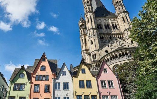 Tour guidé de la ville de Cologne
