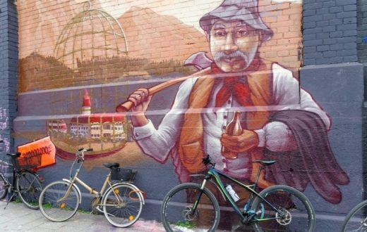 Musée de la Street Art  (MUCA – Musée d'Art Urbain et Contemporain)