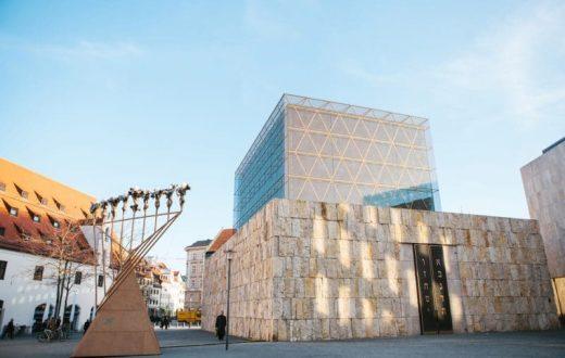 Le centre juif de Munich