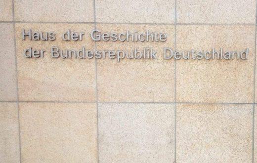 La Maison de l'Histoire de la République fédérale d'Allemagne – Bonn