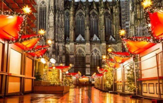 Les marchés de Noël à Cologne