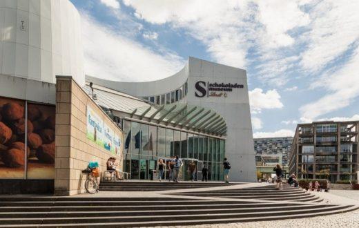 Le musée du Chocolat (Schokoladenmuseum) – Cologne