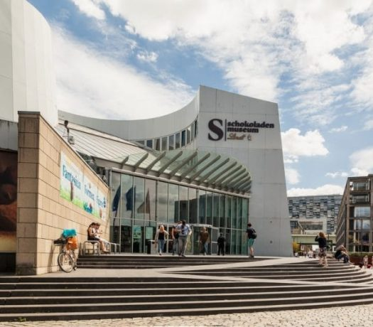 Le musée du chocolat (Schokoladenmuseum) - Cologne