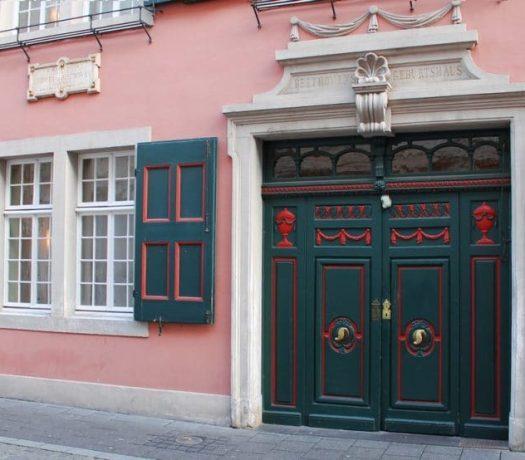 La maison de Beethoven (Beethoven-Haus) - Bonn