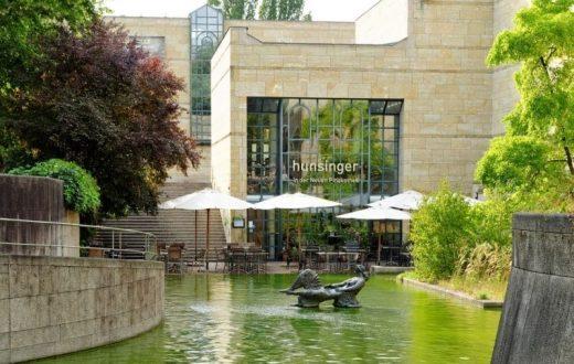 La Nouvelle Pinacothèque (Neue Pinakothek)