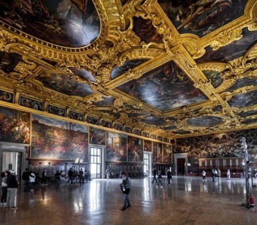 Le Palais des Doges, à Venise