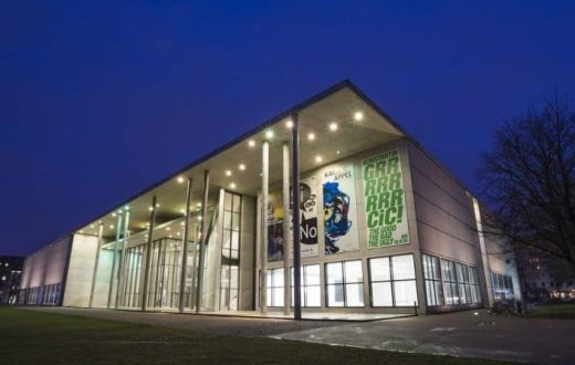 La Pinacothèque moderne (Pinakothek der Moderne)