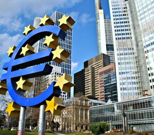 Francfort - quartier de la Banque Centrale Européenne